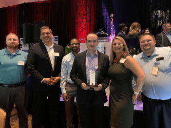 One Call Employee Honored as 2019 Technology Leader of the Year