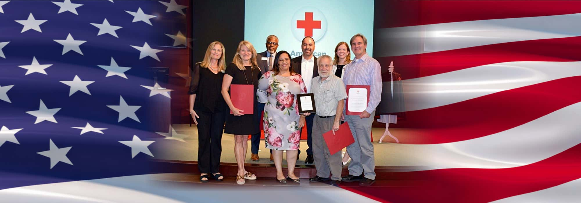 One Call Receives Prestigious American Red Cross Award