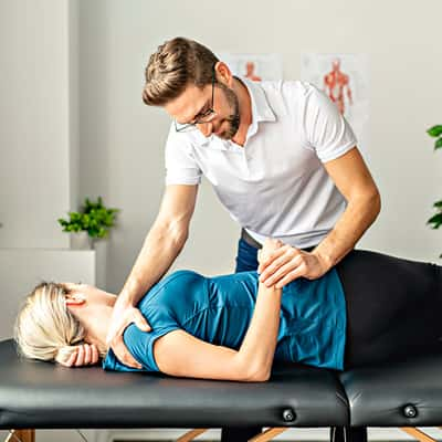 Educational Resources Prepare Injured Workers for Physical Therapy Appointments